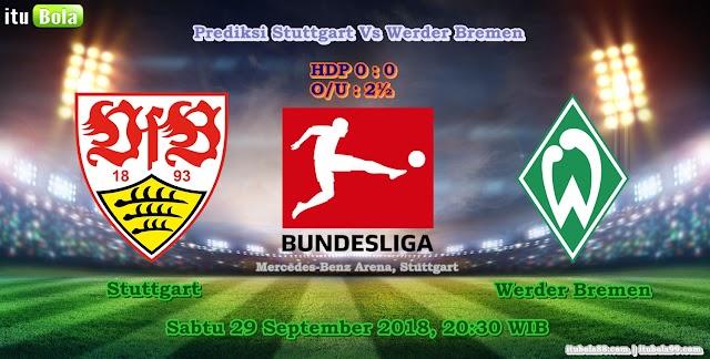 Prediksi Stuttgart Vs Werder Bremen - ituBola