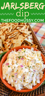 Food Hussy Recipe Jarlsberg Cheese Dip What To Do With