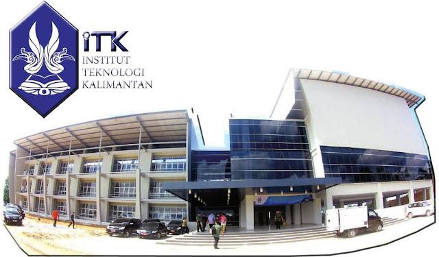 Info Pendaftaran Mahasiswa Baru (ITK) Institut Teknologi Kalimantan Selatan 2019-2020