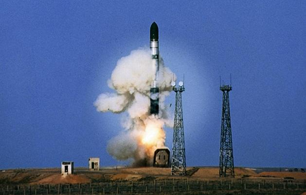Russian Missile Satan SS-18