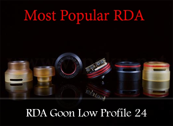 Goon Low Profile RDA Authentic