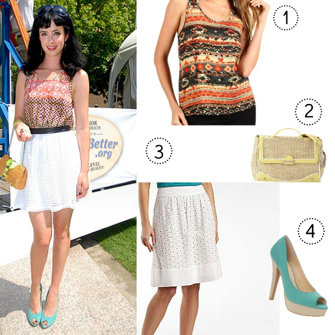 Style-Delights: Star Style For Less