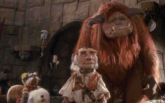 Film Guru Lad - Film Reviews: Labyrinth Review Labyrinth 1986 Ludo