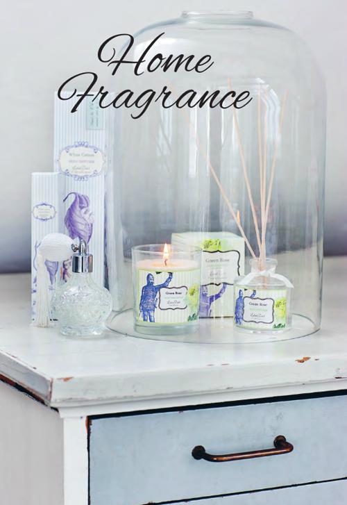 Lisbeth Dahl Home Fragrance Range