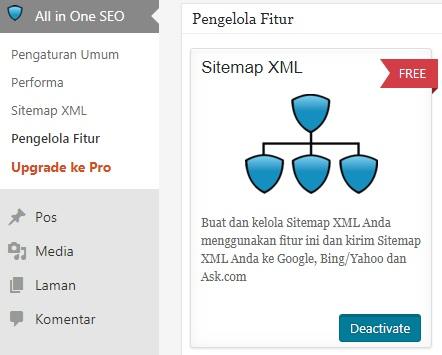 Sitemap XML AIO SEO