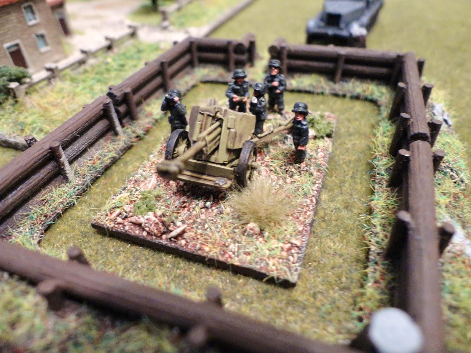 15mm Miniatures Ww2 German