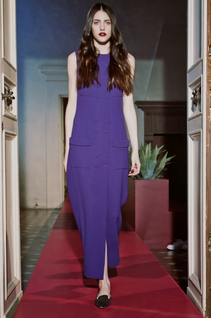 Fashion Runway | Barbara Casasola pre-fall 2014 collection