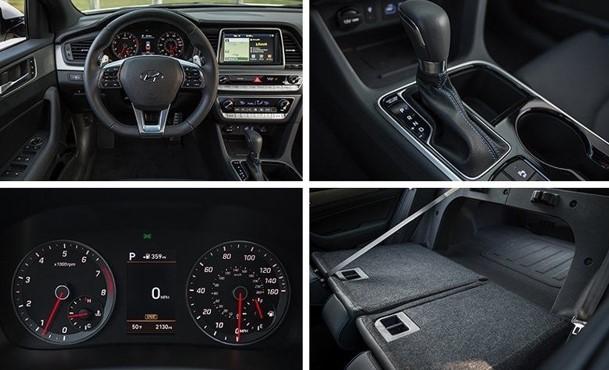 2018 Hyndai Sonata 2.0T TesT