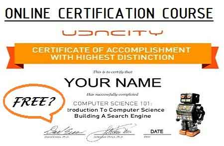 online free courses with certificate of completion - winstudy