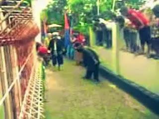Vidio Lengser  Mapag Pengantin Di Gang Sempit Subang
