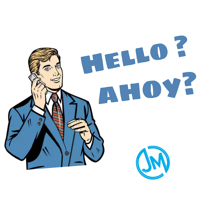 Myth Behind the Word HELLO