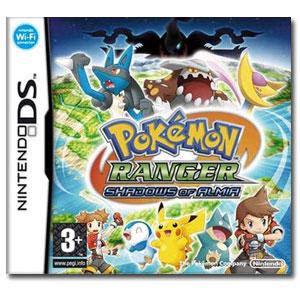 Pokemon Ranger: Shadows of Almia, NDS, Español, Mega, Mediafire