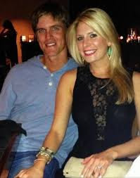 Zack Greinke With His Stunning Wife