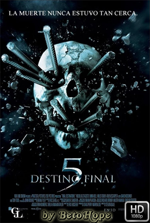 Destino Final 5 [2011] HD 1080P Latino [Google Drive] GloboTV