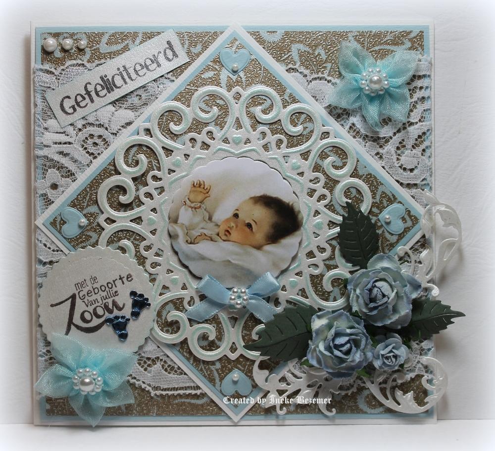 hartelijk gefeliciteerd geboorte Gefeliciteerd Met De Geboorte Van Jullie Zoon Kaart   ARCHIDEV hartelijk gefeliciteerd geboorte
