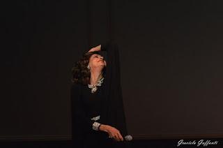 Divina Valeria. Teatro Stella d'Italia Montevideo Uruguay