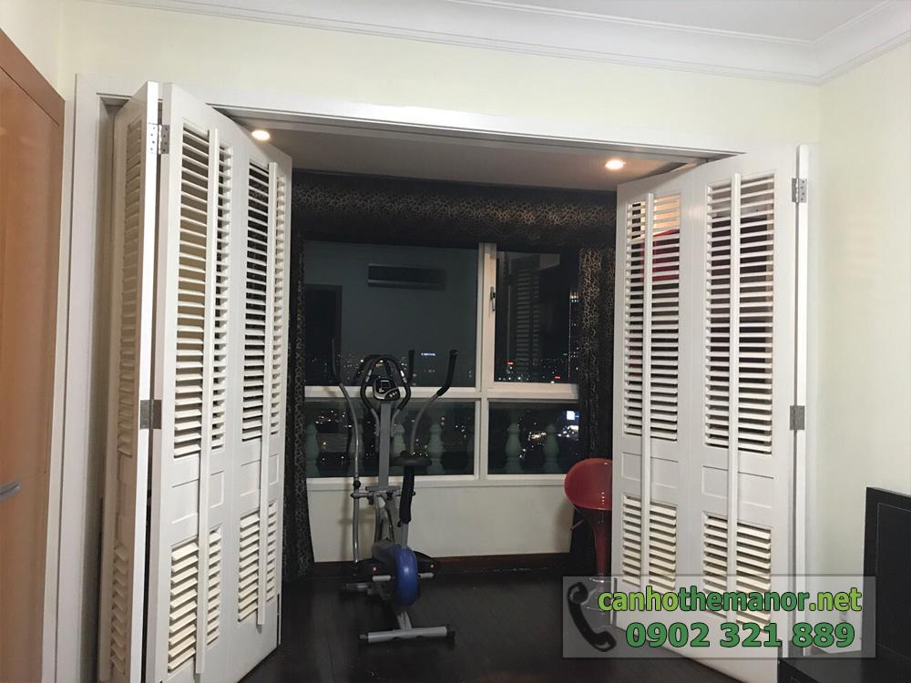 thuê - mua căn hộ 113m2 Block AW - The Manor 1 tầng cao - hình 6