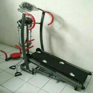 Treadmill Manual TL-006 Untuk Latihan Kardio
