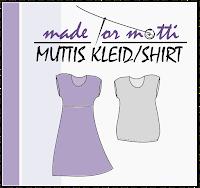 Muttis Kleid/Shirt