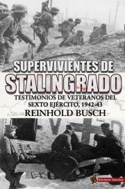 """""""SUPERVIVIENTES DE STALINGRADO"""". Libro"""