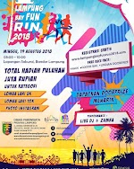 Lampung Bay Fun Run • 2018
