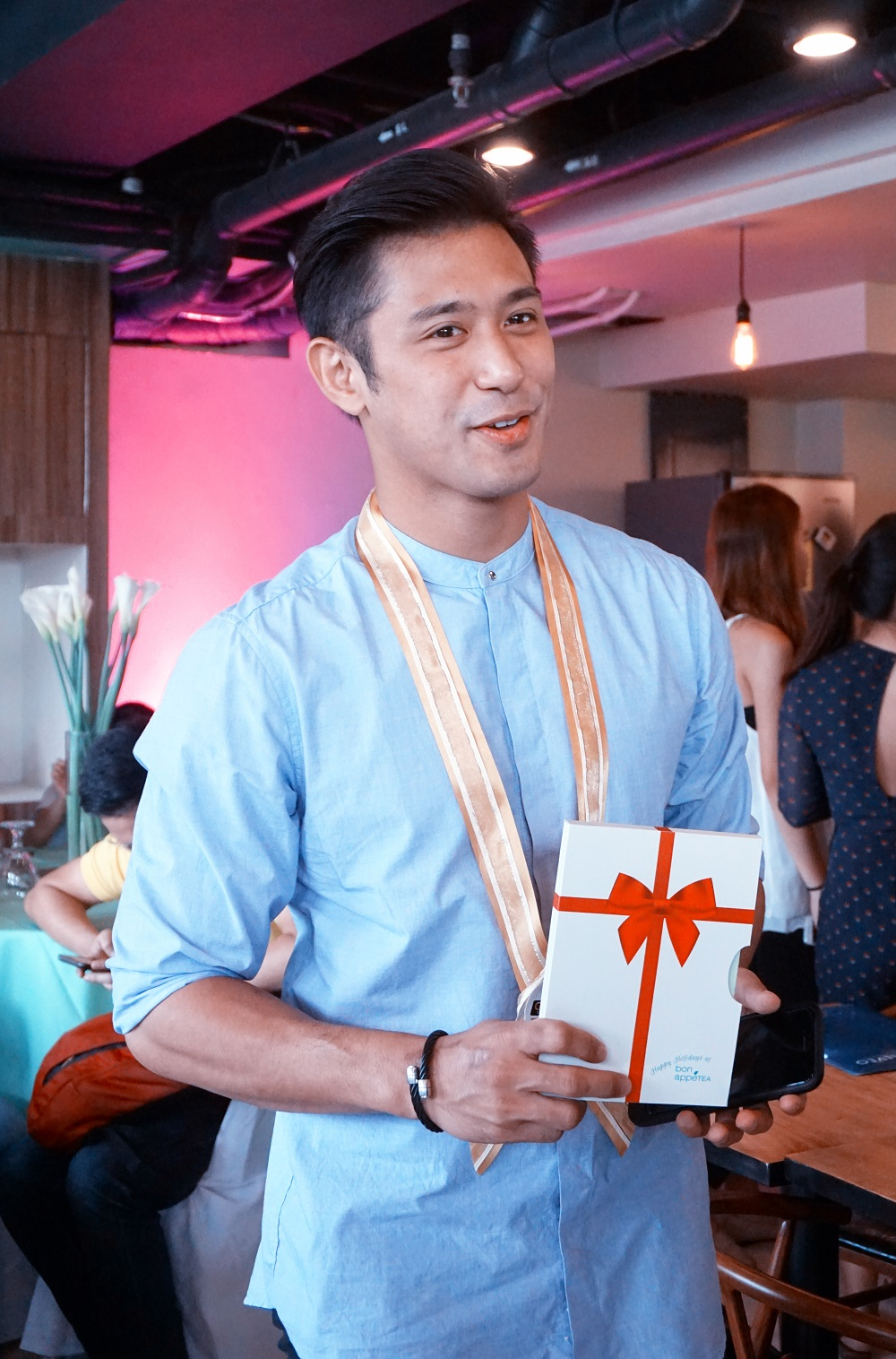 bon appeTEA Opens its 48th branch + Christmas Drinks and Planner Launch