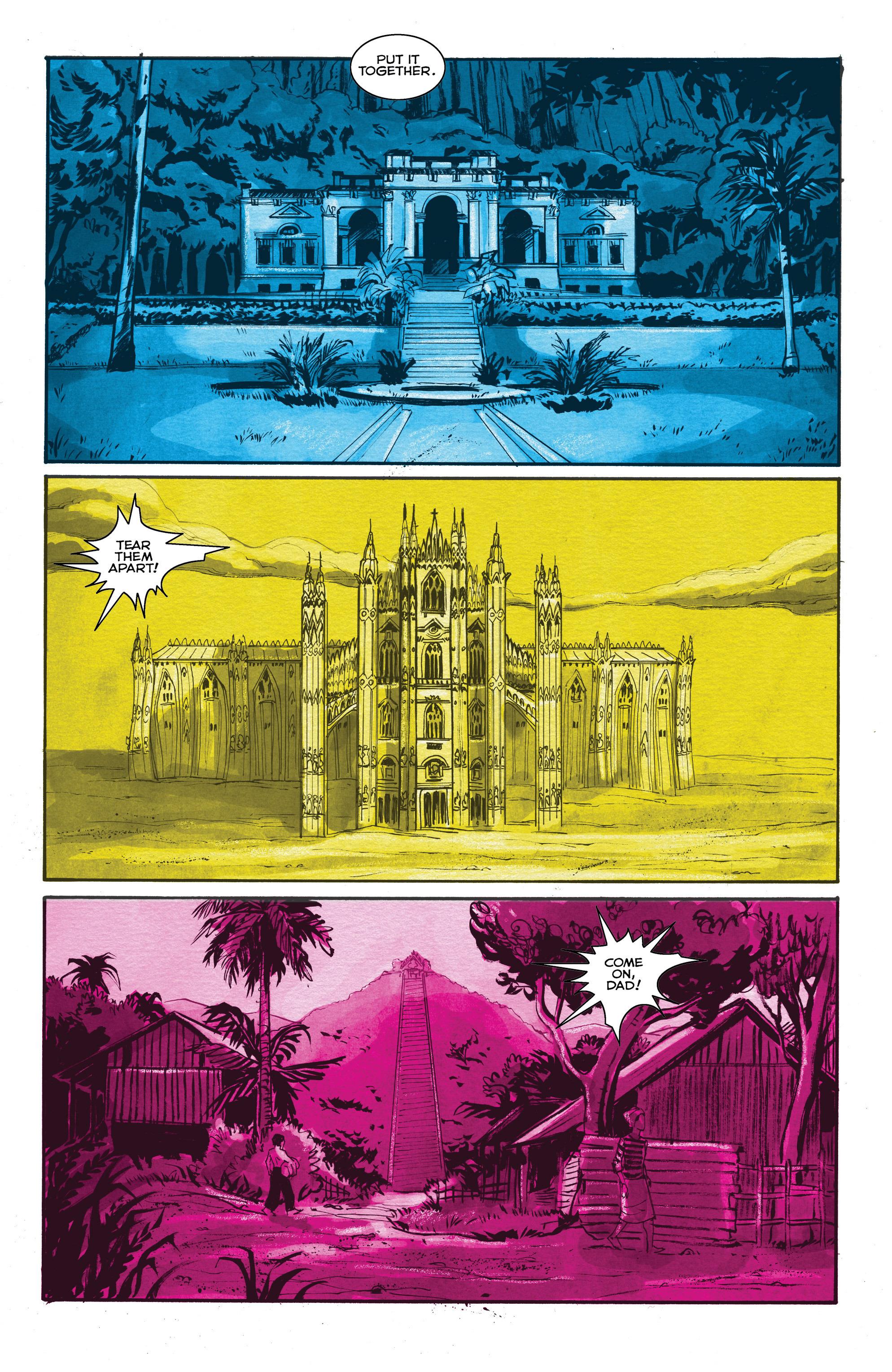 Read online Shutter comic -  Issue #19 - 11