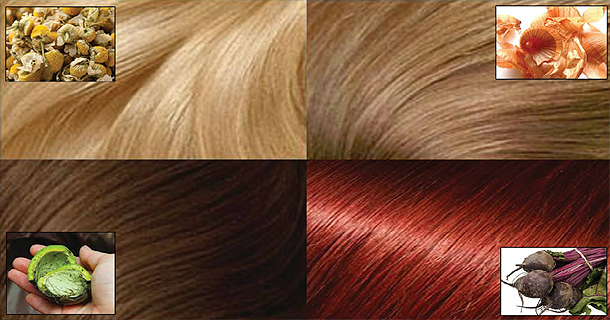 How To Dye Your Hair Without Needing Chemical Dyes And Completely Natural Peroxides