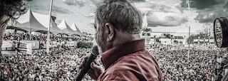 Lula lidera corrida presidencial em PE com 95% da preferência