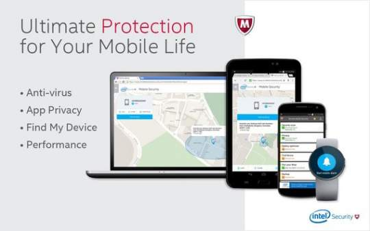 McAfee Mobile Security for Android