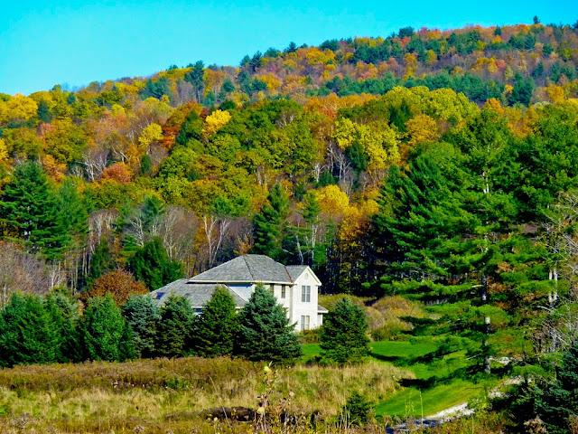 Casas en plena naturaleza, Vermont