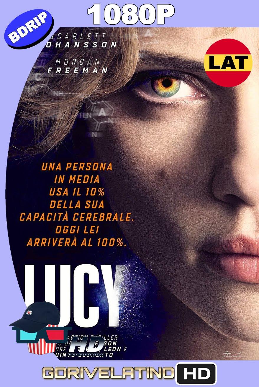 Lucy (2014) BDRip 1080p Latino-Inglés MKV