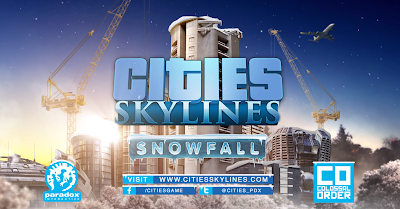 Download Cities Skylines Snowfall Game