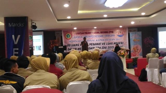 Keterampilan Perawat Indonesia Tidak Kalah dengan Perawat dari Filipina atau India