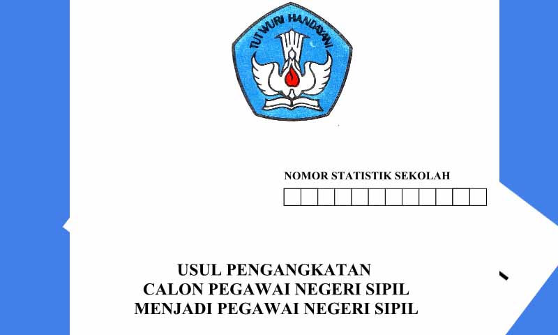 Usul Pengangkatan Calon Pegawai Negeri Sipil menjadi Pegawai Negeri Sipil