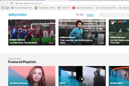 7 Website Untuk Bahan Reupload/Membuat Konten Youtube