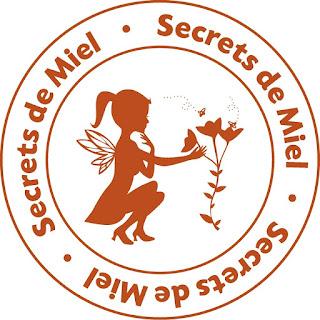 Logo Secrets de Miel - Blog beauté Les Mousquetettes