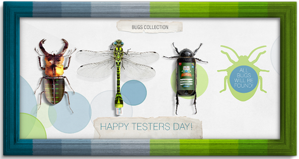 Happy Testers day
