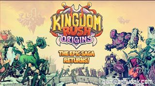 Strategy Games Kingdom Rush Origins Apk + Obb