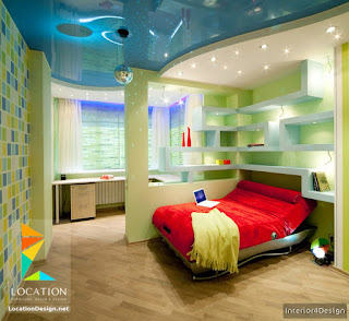 Modern Children's Rooms 38