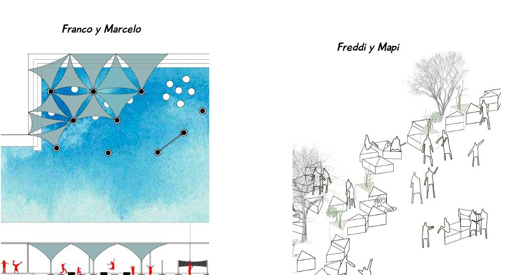 Ampa f garo ies mariano jos de larra madrid proyectos - Ets arquitectura madrid ...