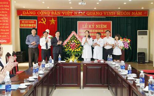 Bệnh viện Xây dựng Việt Trì, 30 năm xây dựng và phát triển