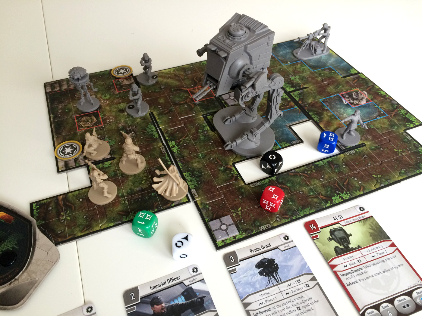 Star Wars Imperial Assault Review | Polyhedron Collider