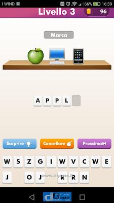 Emoji Quiz soluzione livello 3