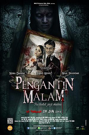 Nonton Film Pengantin Malam (2014)