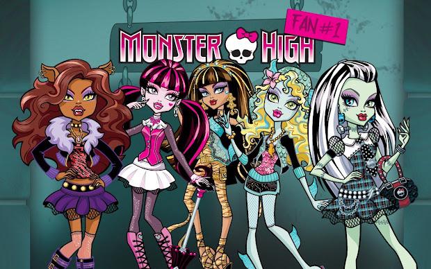 Monster High Downloads