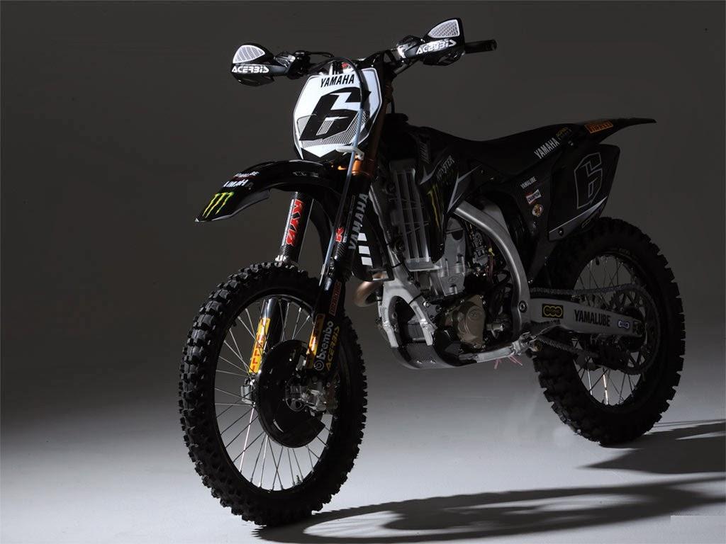 Yamaha Yz450f Dirt Motorcycle Wallpaper Hd Desktop: Yamaha YZ450F Sports Bike