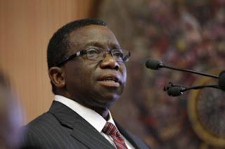 Nigeria Health Minister, Isaac Adewole