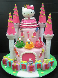Gambar Kue Hello Kitty yang Lucu 1