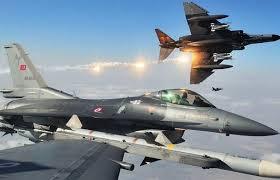 القوات الجوية التركية تقوم بقصف العراق